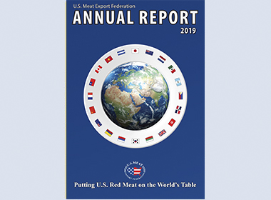 2019 USMEF Annual Report Available Online
