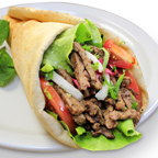 Beef Shawarma rounds