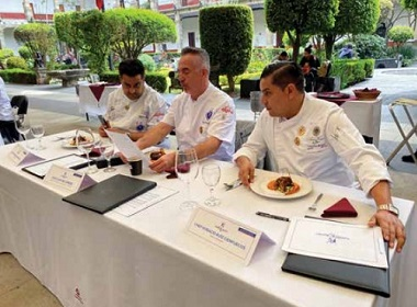 U.S. Pork is a Featured Ingredient in Chefs Contest in Mexico