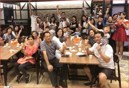 Taiwanese consumers who visited the Chi Mei Happiness Factory were able to taste U.S. pork ribs and attend cooking classes demonstrating various pork dishes