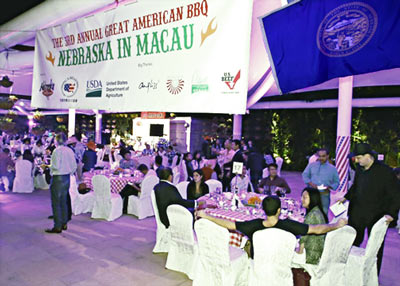 The event attracted its largest-ever turnout of about 220 food industry professionals