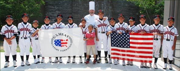 Randy Bass and Japanese Little Leaguers
