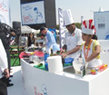 "U.S. Beef Headlines at Dubai's ""My Dad Can Cook"" Competition"