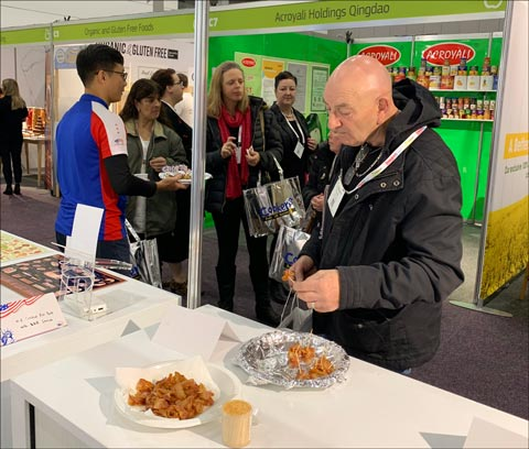 USMEF received very favorable comments during the show about the quality and taste of U.S. pork