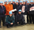 Minnesota Soybean Group Immersed in Japanese Pork Industry