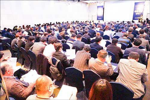 More than 220 traders, distributors, foodservice managers and retailers attended the seminar, which included an update on global beef and pork trade
