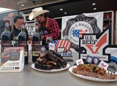 Grilling Workshops Promoting U.S. Beef, Pork Resume in Mexico