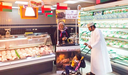 Consumers in Oman and the surrounding region are changing their shopping habits and patterns, creating opportunities for U.S. beef