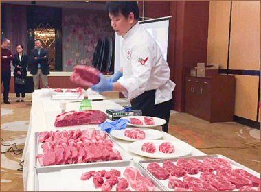 China Restaurant Chain Officially Welcomes U.S. Beef to Its Menus