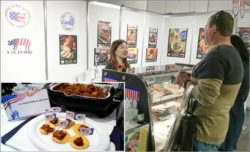 For several years, U.S. pulled pork has been a popular item for buyers attending Foodservice Australia — one of the country's largest food trade shows