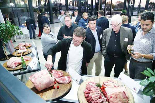 The outstanding quality of U.S. beef and pork were highlighted during the first South Africa Seminar and Buyers Reception, held Aug. 18 in Johannesburg