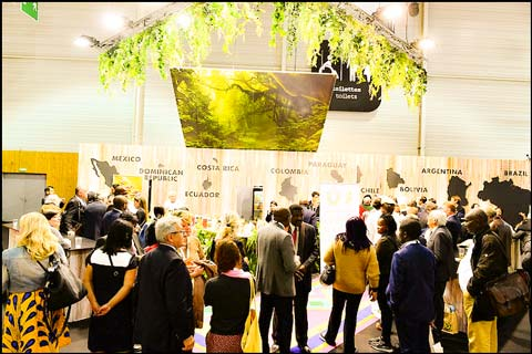 SIAL Paris attracted a global crowd of more than 160,000 visitors and exhibitors from 105 countries