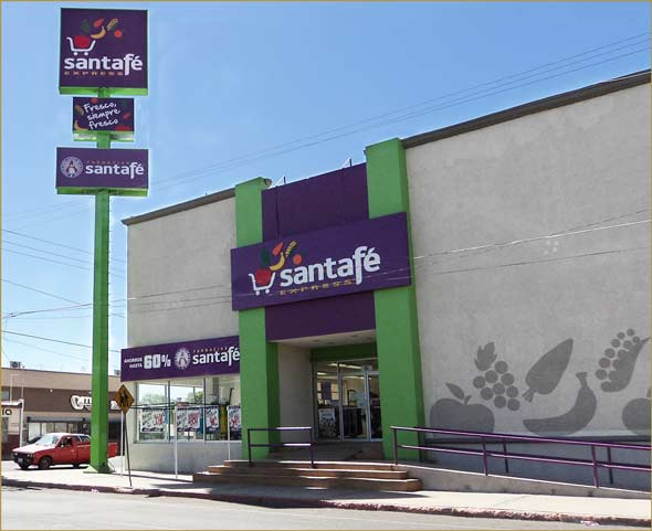 Santa Fe is one of the regional supermarket chains in northern Mexico participating in USMEF's new retail outreach program