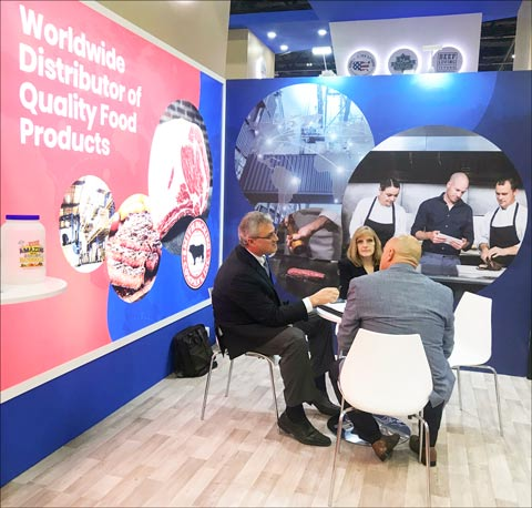 Smith Packing Company is a regular participant at Gulfood due to the wide range of buyers the event attracts from throughout the Middle East