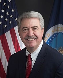 USDA Under Secretary for Trade and Foreign Agricultural Affairs Ted McKinney
