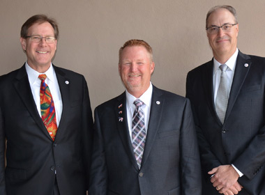 USMEF Elects New Officer Team Led by Cevin Jones