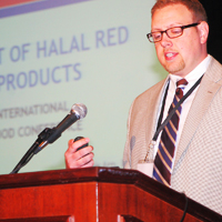 Manager, Technical Services Travis Arp covers Asia and the Middle East