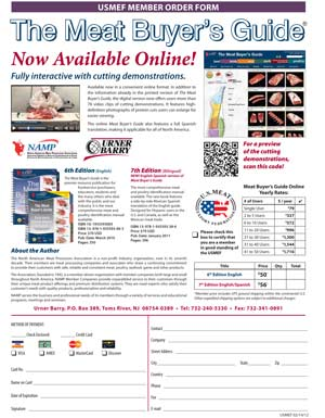 Meat Buyers Guide Now Available Online