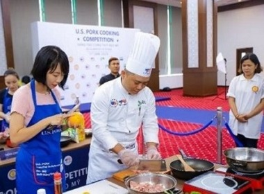Competition in Vietnam Showcases Availability, Versatility of U.S. Pork