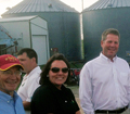 International Trade Team Views Iowa Pork Industry