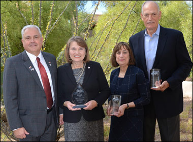 USMEF Honors Three for Contributions to U.S. Red Meat's International Success