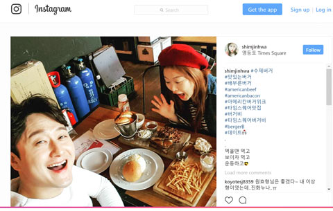 Social media sites such as Instagram played a big role in promoting U.S. pork and beef during American Burger Week in South Korea