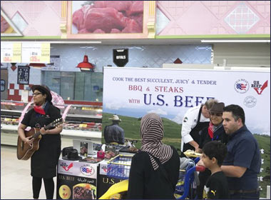 Chilled U.S. Beef Focus of UAE Retail Promotion