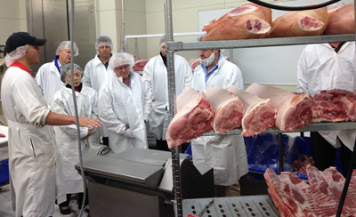 Iowa State University's Meat Laboratory is state of the art